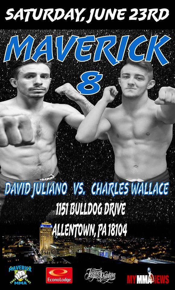 Maverick MMA 8