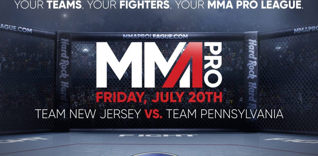 The Time Might Be Right For The MMA Pro League