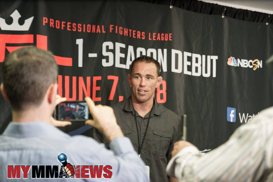 Jake Shields talks PFL, upcoming fight, possibility he might retire if he wins the million dollars