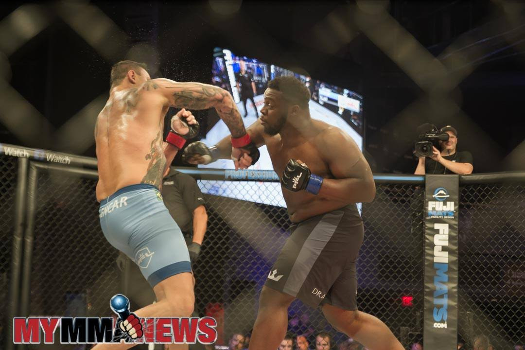 Kelvin Tiller discusses big knockout at PFL 1