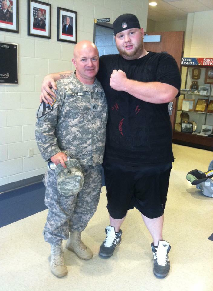 Mike Erb, deployment