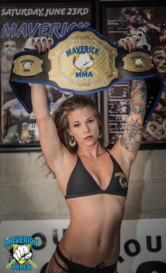 Dakota Ferrone, Maverick MMA