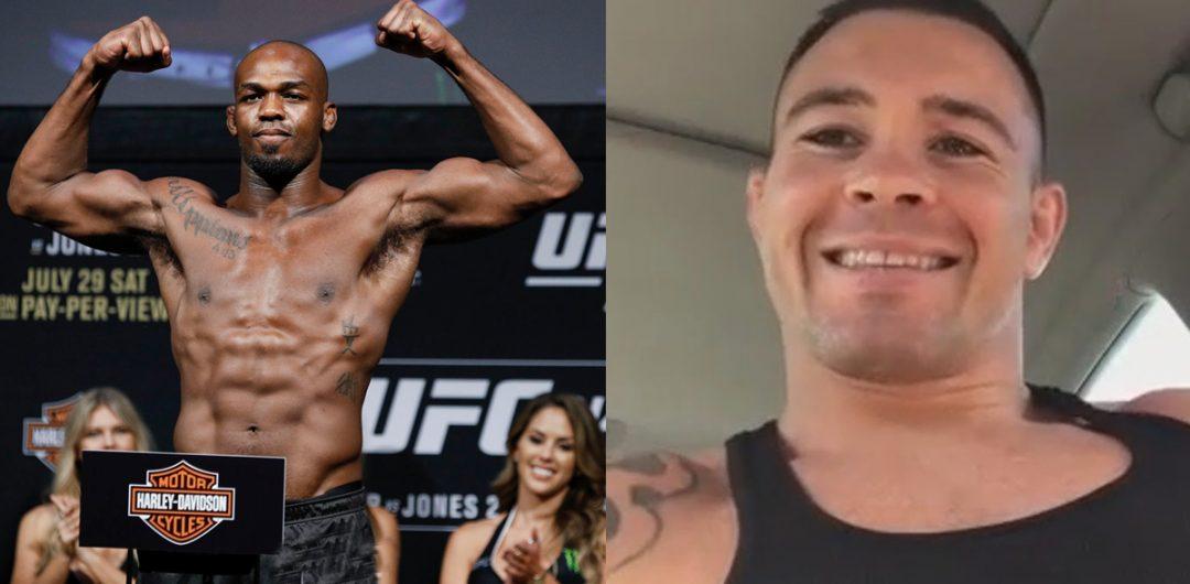 Colby Covington alleges long-term steroid, drug use for Jon Jones