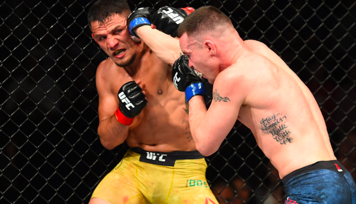 "Rafael Dos Anjos on losing to Colby Covington at UFC 225: ""Bad guys win sometimes in real life"""