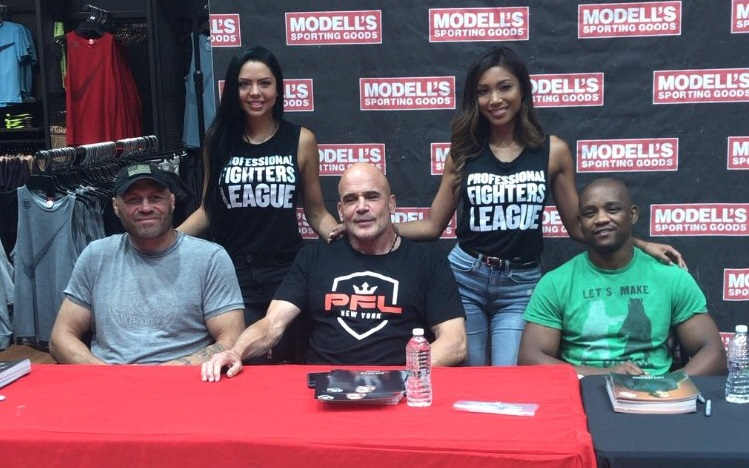 Preview PFL's Debut Season and Event with PFL Broadcasters Randy Couture, Bas Rutten and Yves Edwards