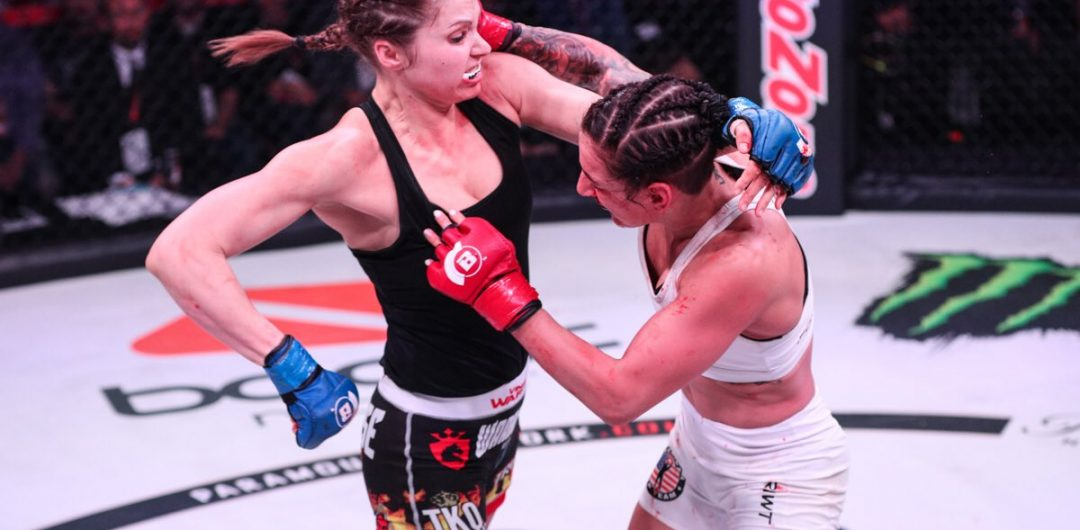 Kristina Williams calm and composed heading into the biggest fight of her life at Bellator 201