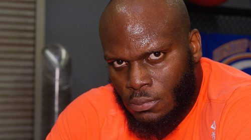"""Derrick Lewis on UFC 226 bout: """"Francis Ngannou looked scared from the get-go"""""""