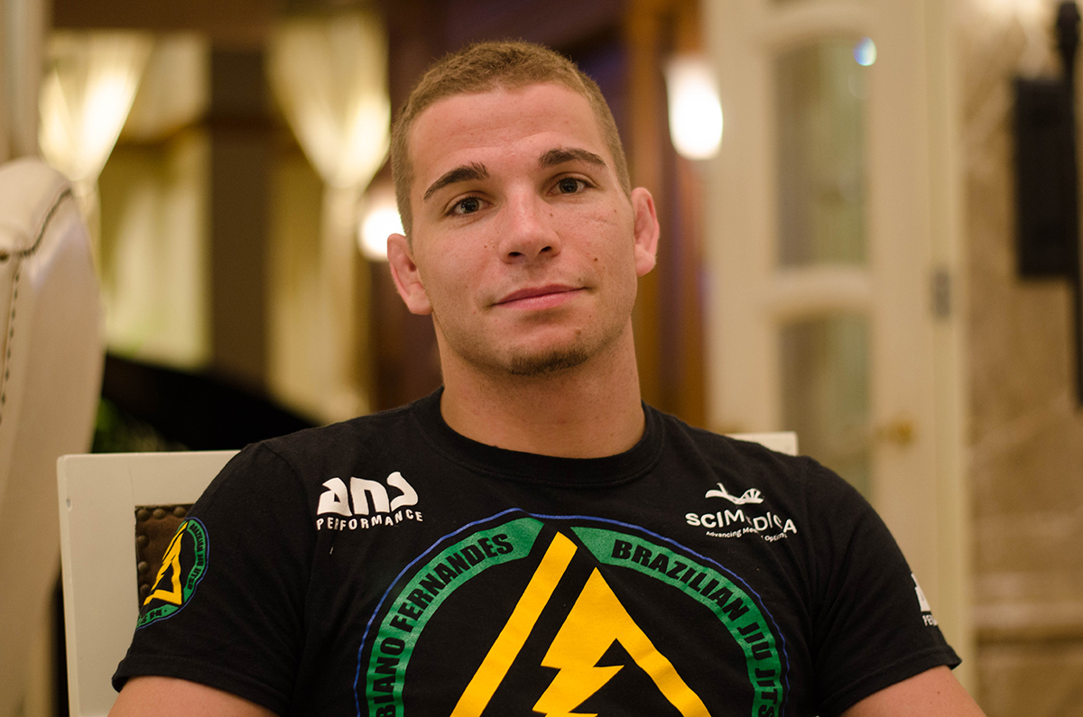 Former UFC fighter Jeremy Kennedy signs with Brave Combat Federation