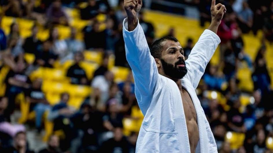 Bruno Malfacine makes jiu-jitsu history, first to 10 world titles in same weight class