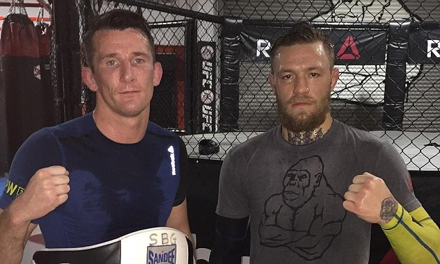 Owen Roddy,coach owen roddy, Conor McGregor