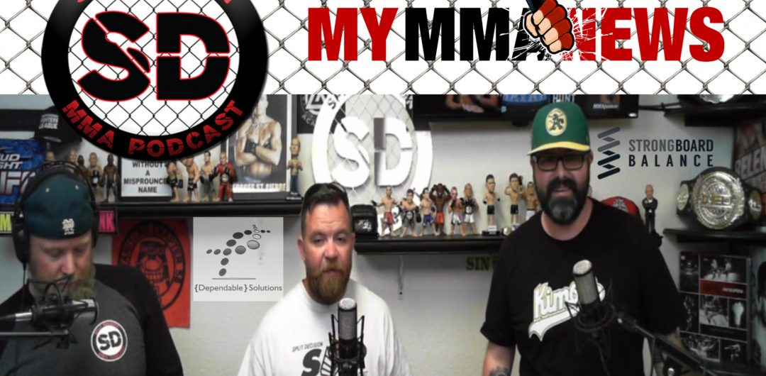 Lyoto Machida to Bellator, Josh Barnett requests out – Split Decision MMA Podcast