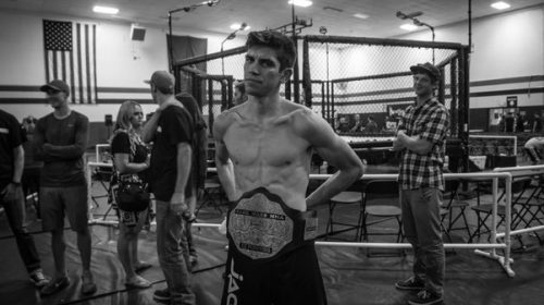 Tycen Lynn discusses going from burnt out on Tae Kwon Do to facing Louis Smolka on June 23