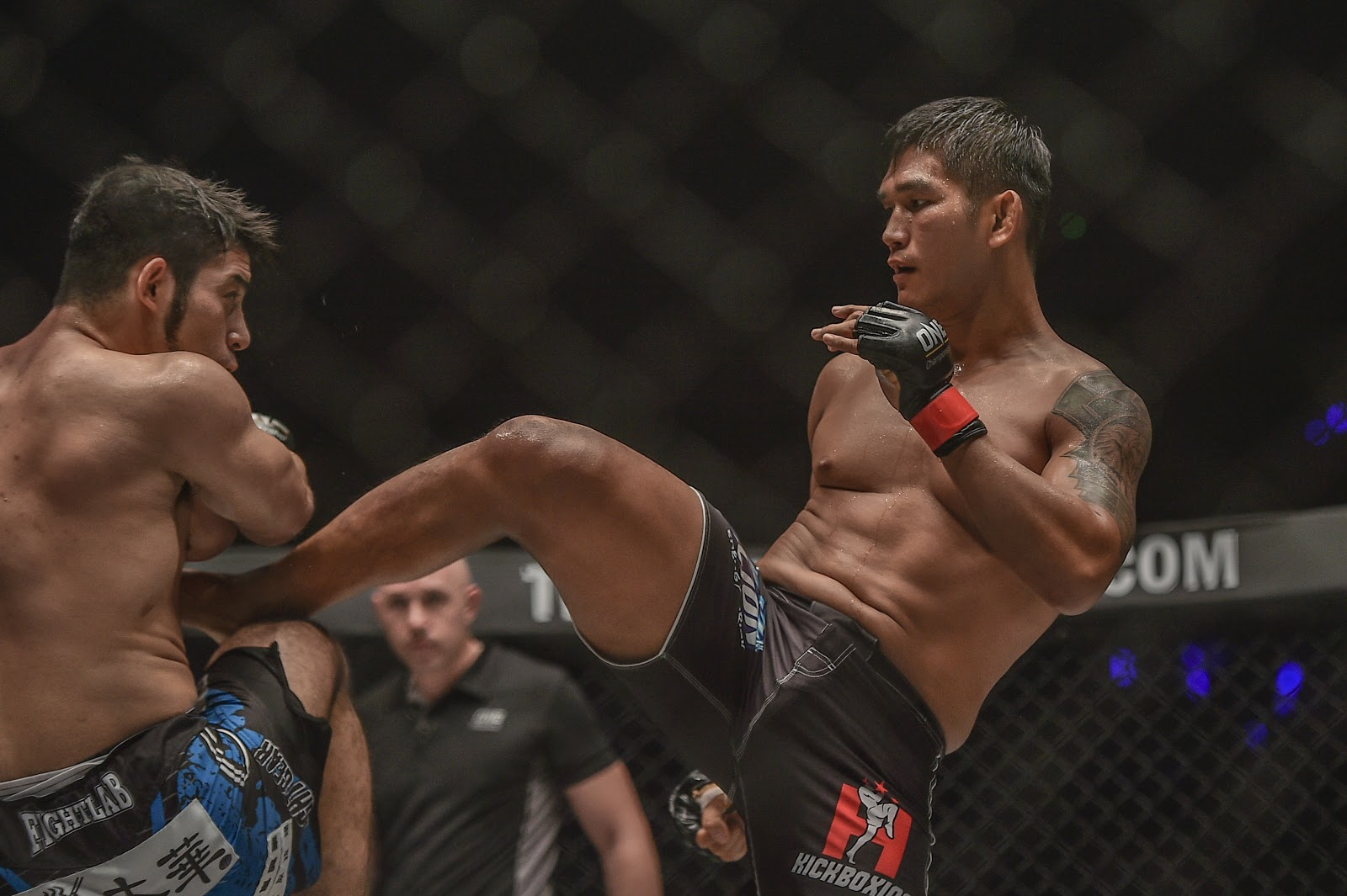 Aung La N Sang retains ONE Championship middleweight title with stunning KO
