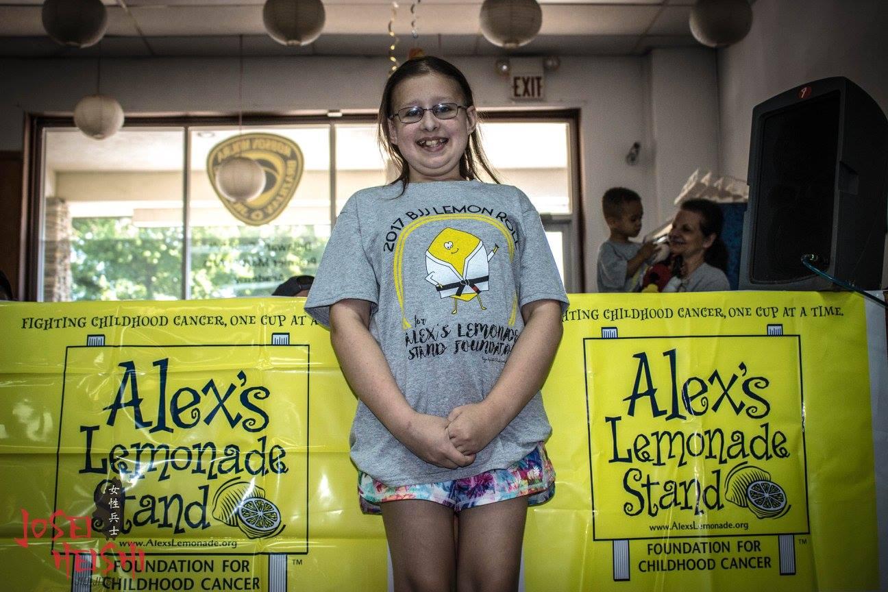 Josei Heishi Jiu Jitsu, Alex's Lemonade Stand