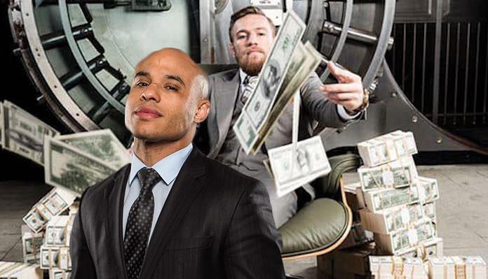 Ali Abdelaziz, Conor McGregor, money