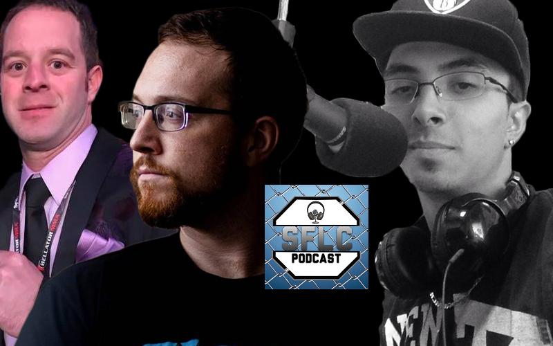 SFLC Podcast, Ryan Sprague, Steve Dunn, Mike Pendleton