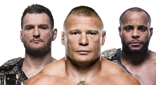 RUMOR: Brock Lesnar to appear at UFC 226, will fight the winner of Miocic vs Cormier