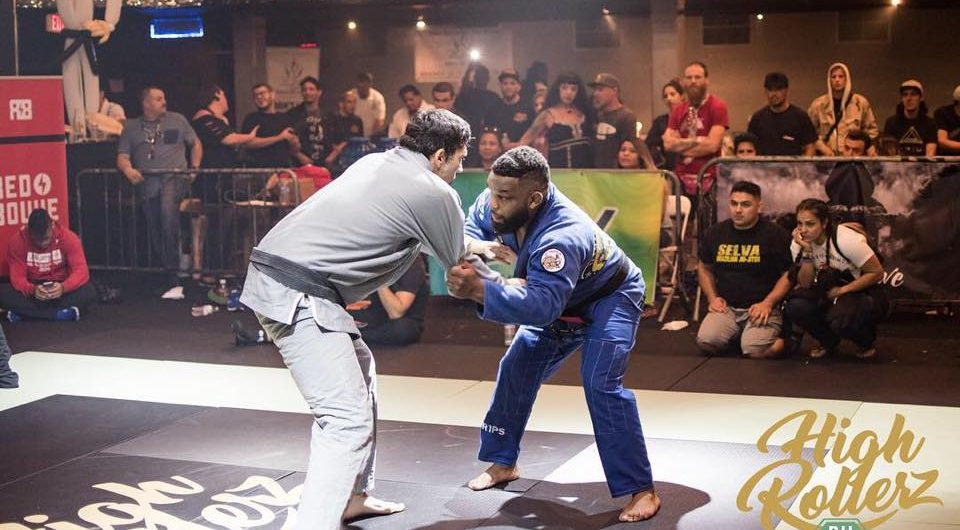 Los Angeles Hosts High Rollerz BJJ's Inaugural Cannabis Infused Event