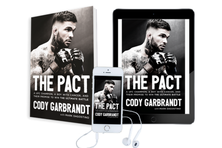 Win a Free Copy of Former UFC Champ Cody Garbrandt's New Book