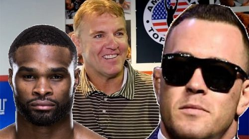 Could the entire Covington/Woodley beef be a Dan Lambert production?
