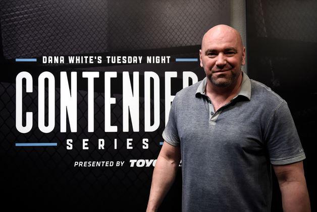 Season 2 of Dana White's Tuesday Night Contender Series begins tomorrow