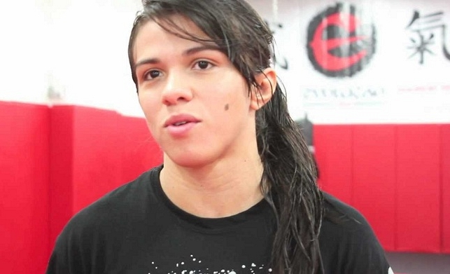 "Claudia Gadelha response to Carla Esparza's UFC 225 greasing accusations: ""Excuses"""