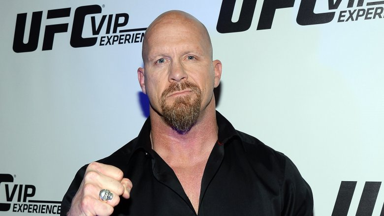 "Stone Cold Steve Austin : ""I probably wouldn't have been worth a sh*t in MMA"""