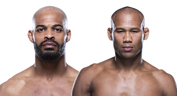 "David Branch on wanting to fight Jacare Souza in Brazil: ""I'd go to the friggin' moon"""