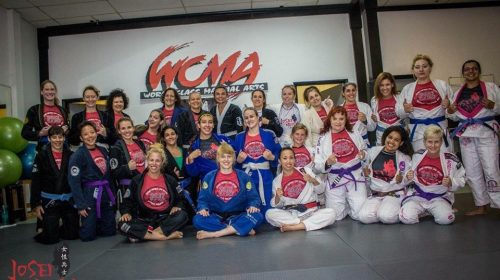 Josei Heishi Jiu Jitsu Hosts 2nd Annual Women's Only Camp in July