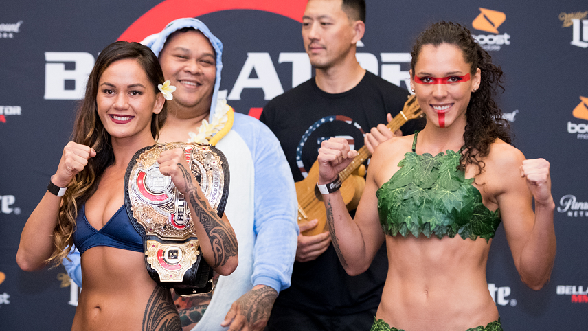 Bellator 201 results