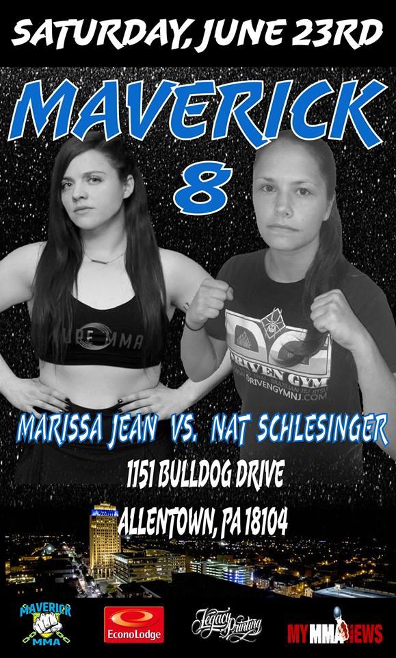 Marissa Jean, Maverick 8, Natalie Schlesinger
