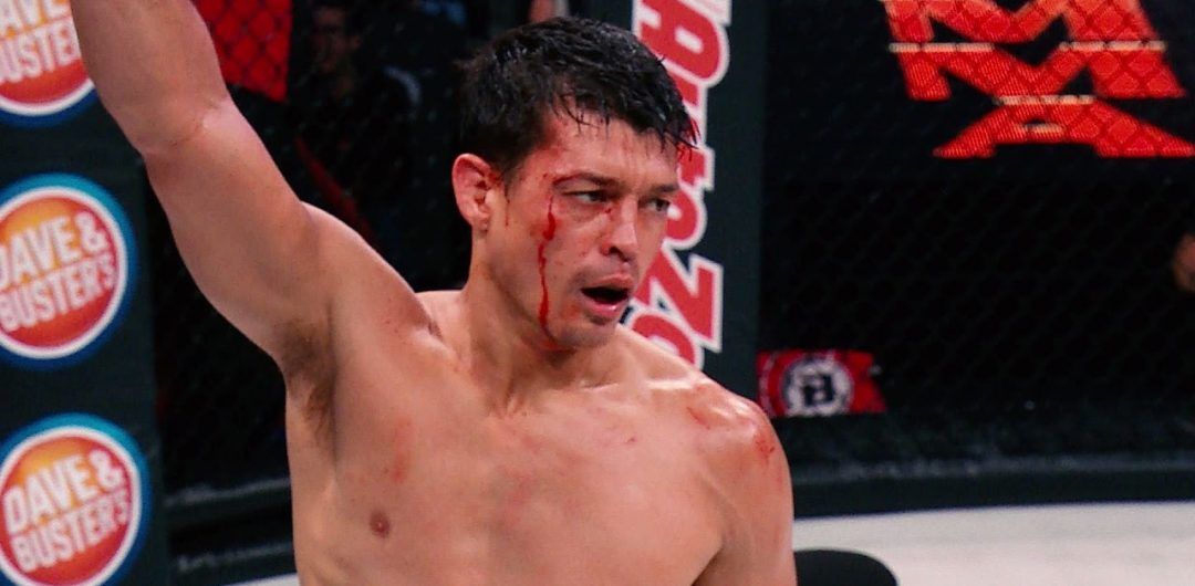 Chinzo Machida Talks Fighting in his Forties, the Fight of His Life and Machida Family History