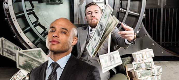 Ali Abdelaziz, Conor McGregor, money