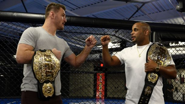 Daniel Cormier says Stipe Miocic needs to fight again