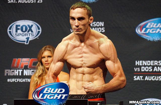 Anthony Rocco Martin, Tony Martin - Photo by MMA Junkie