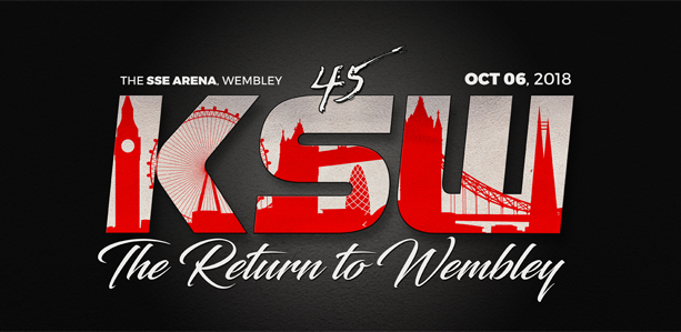 KSW Returns to London this October with KSW 45