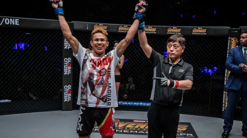 Jeremy Miado sharpens fangs for another stringent clash against Thai powerhouse