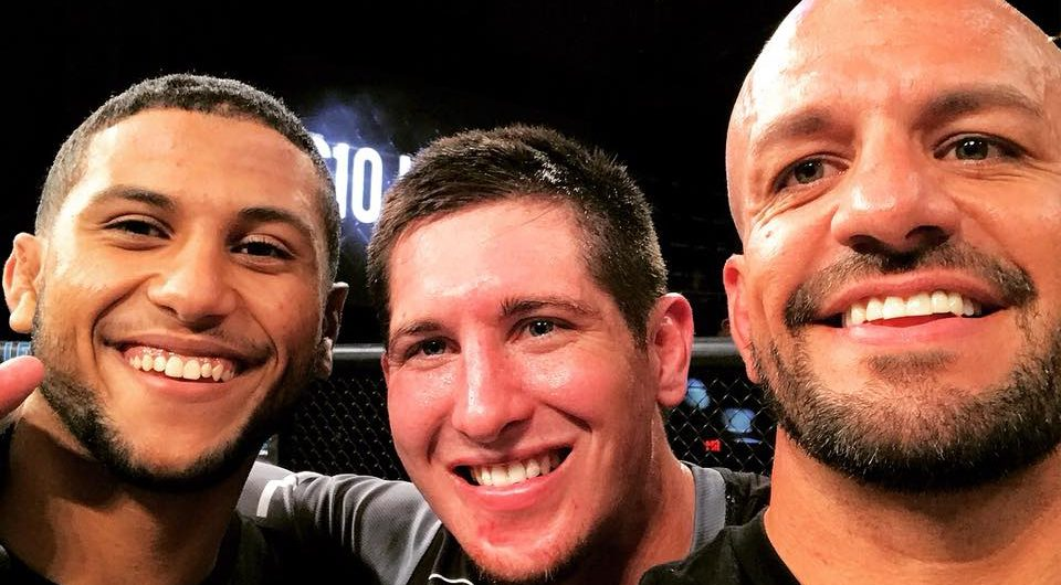 """""""The Moroccan Devil"""" Youssef Zalal discusses cornering teammates and his MMA journey"""
