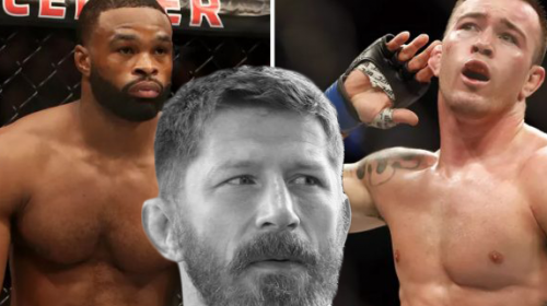 American Top Team coach Mike Brown: 'Good problem to have' Covington and Woodley on the same team