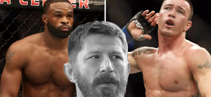 Mike Brown, Colby Covington, American Top Team, Tyron Woodley