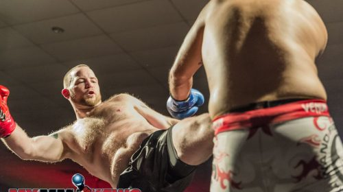 Mark Krumrine, the American Zombie, talks his Bulldog MMA and USKA preview