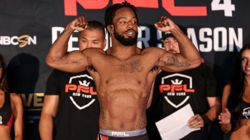 PFL 4 Live Results: Andre Harrison of Long Island looks to remain PERFECT at Coliseum