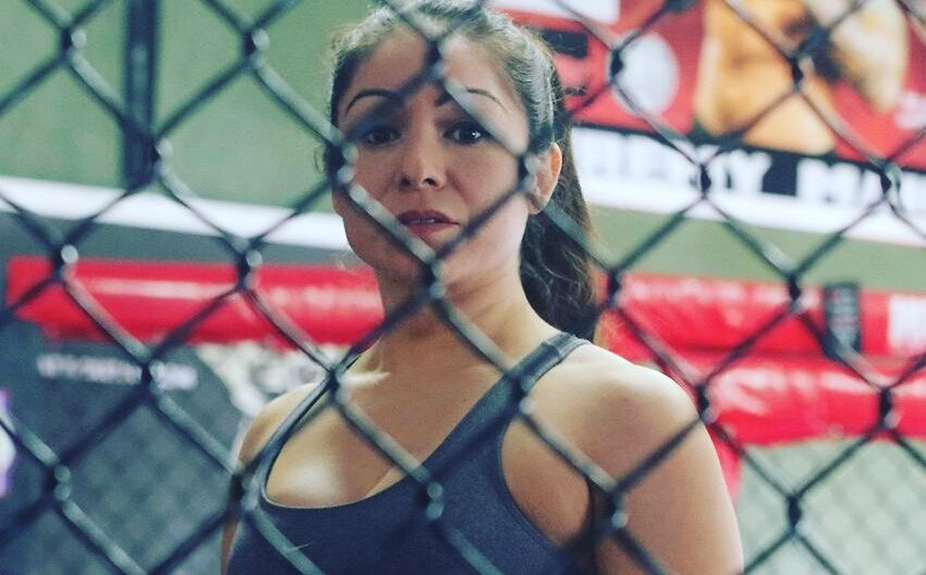 Stephanie Alba looks to overcome a tragedy and turn it into a victory at Invicta FC 30
