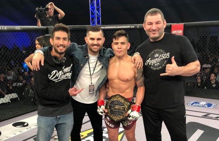 UFC 227's Ricky Simón talks not getting the respect he deserved in his last fight, Benito Lopez, more