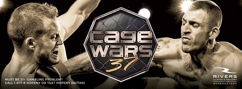 Cage Wars 37 Weigh In Results