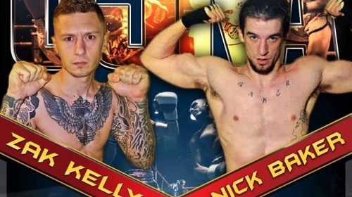 Zak Kelly discusses his pro kickboxing debut for USKA Fights
