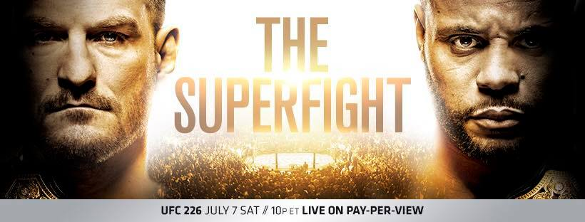 UFC 226 Results – Stipe Miocic vs. Daniel Cormier for heavyweight championship