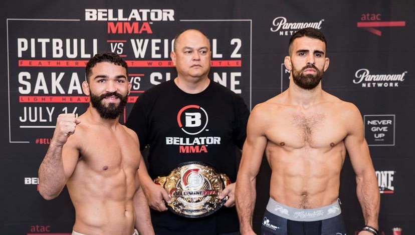 Bellator 203 results - Patricio Pitbull retains featherweight title