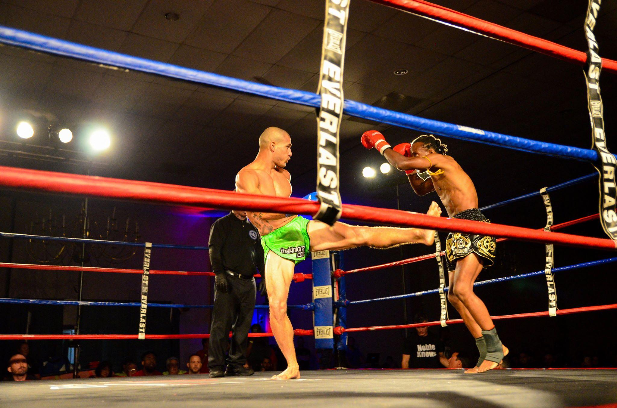 Jay Haas, USKA Fights