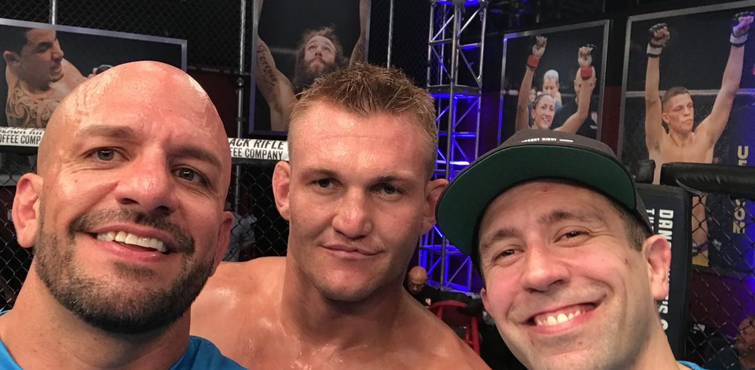 Four fighters earn UFC contracts on  tonight's Dana White's Tuesday Night Contender Series